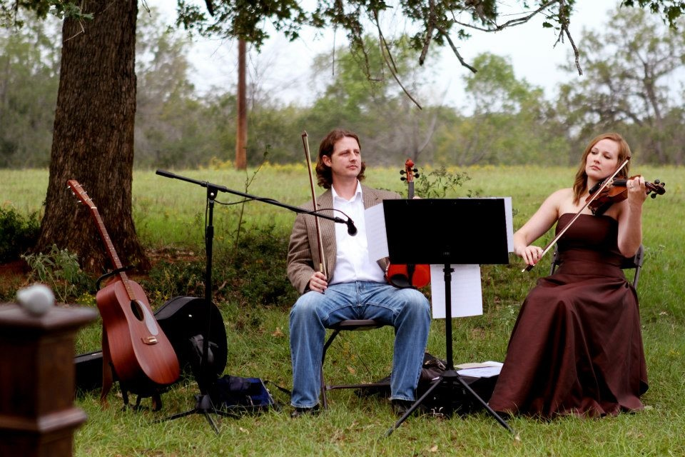 string quartet outdoor shreveport